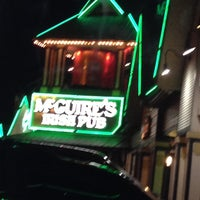 Photo taken at McGuire's Irish Pub of Destin by Melissa C. on 11/19/2012