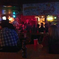 Photo taken at Bloom's Mill Hill Saloon by Mary J. on 3/9/2013