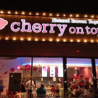 Photo taken at Cherry On Top by Matthew on 9/15/2012