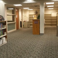 Photo taken at Sachem Public Library by Dia s. on 12/18/2013