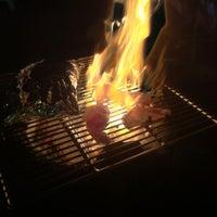 Photo taken at Gerai Makanan Japanese BBQ by Nigel W. on 3/12/2013