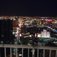 Photo taken at Stratosphere Casino, Hotel & Tower by Meeka V. on 9/25/2012
