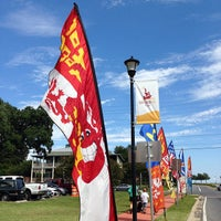 Photo taken at Pensacola Seafood Festival by Kent V. on 9/29/2013