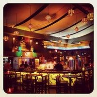 Photo taken at Taj Bar by Daud P. on 10/18/2012