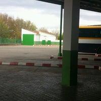 Photo taken at Estacion Bus Valdepeñas by Aida C. on 11/26/2012
