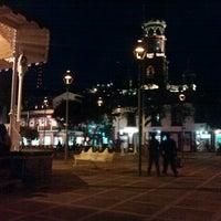 Photo taken at Plaza De Presidencia by Yael S. on 4/6/2013