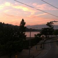 Photo taken at Silver Lake Reservoir by Jinky K. on 9/18/2012
