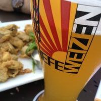 Photo taken at Gordon Biersch Brewery Restaurant by Leonie M. on 7/27/2013