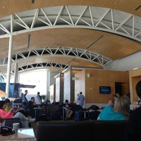 Photo taken at American Airlines Admirals Club by Hudson C. on 6/13/2013