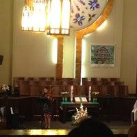 Photo taken at Rosewood United Methodist Church by Edz R. on 9/7/2014