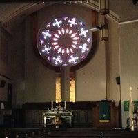 Photo taken at Rosewood United Methodist Church by Edz R. on 1/20/2013