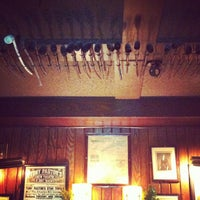 Photo taken at Keens Steakhouse by Amber Ashley P. on 12/25/2012