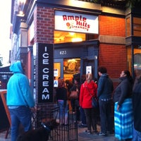 Photo taken at Ample Hills Creamery by Scott K. on 5/27/2013