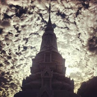 Photo taken at Royal Palace, Phnom Penh by Mariana L. on 12/23/2012