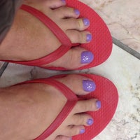 Photo taken at Classic Nails by Sherry A. on 6/26/2015