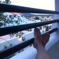 Photo taken at Hotel Santa Ponsa Park by Ksenia T. on 8/29/2013