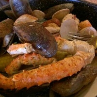 Photo taken at Joe's Crab Shack by Prince A. on 11/28/2012