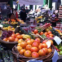 Photo taken at Borough Market by Miguel A. on 5/3/2013