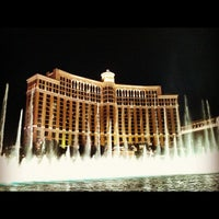 Photo taken at Bellagio Hotel & Casino by Alessandro B. on 12/5/2012