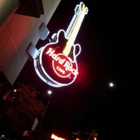 Photo taken at Hard Rock Cafe Dallas by Terry T. on 10/29/2012