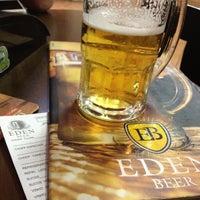 Photo taken at Eden Beer by Rodrigo D. on 4/30/2013