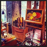 Photo taken at Museo Frida Kahlo by Luciana M. on 6/9/2013