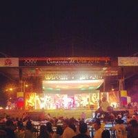 Photo taken at Parque del Resurgimiento by kopporo on 12/1/2012