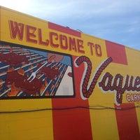 Photo taken at Vaqueros Carne Asada Taco Shop by Liz D. on 3/21/2013