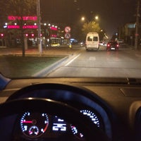 Photo taken at Bosna Caddesi by Ibrahim on 11/25/2016