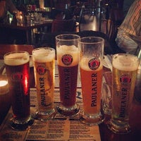 Photo taken at Bavarian Bier Cafe by Jay A. on 4/13/2013