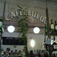Photo taken at Cafe Luluc by Victoria P. on 2/9/2013