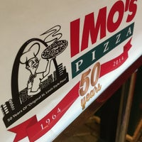 Photo taken at Imo's Pizza by Rachel G. on 12/11/2015