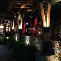 Photo taken at Lazy Dog Restaurant & Bar by Melanie J. on 4/12/2013