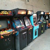 Photo taken at Barcade by Sam W. on 6/2/2013