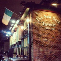 Photo taken at New Deck Tavern by Lucy X. on 1/4/2013