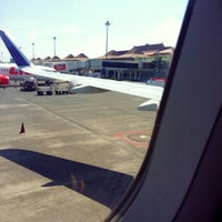 Photo taken at Gate 8 by Leleang Dian S. on 5/26/2016