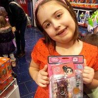 Photo taken at Disney Store by Clairejustine o. on 2/20/2013