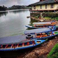 Photo taken at Situ Patengan (Patenggang) by Sean G. on 9/17/2016