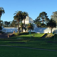 Photo taken at Golden Gate Park Skate and Bike by Yasmin F. on 12/27/2014