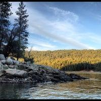 Photo taken at Bass Lake by Roksana B. on 9/17/2012