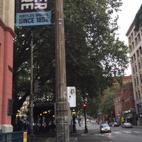 Photo taken at Pioneer Square by Baha A. on 9/17/2016