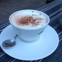 Photo taken at Wiener Caféhaus by Isabel R. on 6/26/2014