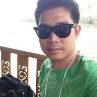 Photo taken at Kiu Lom Dam by BaBae S. on 4/13/2013