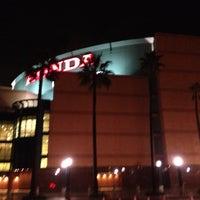 Photo taken at Honda Center by Alexandre C. on 2/9/2013