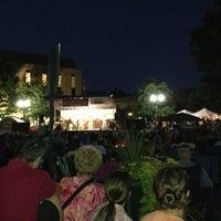 Photo taken at Franklin Square by Alan B. on 7/28/2013