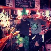 Photo taken at Europa Italian Cafe & Tapas Bar by Dane A. on 3/16/2013
