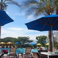 Photo taken at Arrayanes Country Club by Milton R. on 1/26/2014