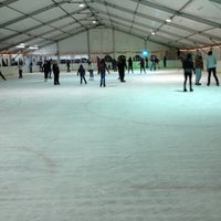 Photo taken at Ice Arena by ANGEL G. on 1/27/2013