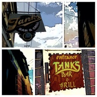 Photo taken at Tank's Bar & Grill by Michael P. on 6/30/2013