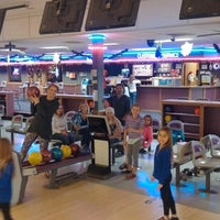 Photo taken at Valencia Lanes by Kyle C. on 12/30/2015